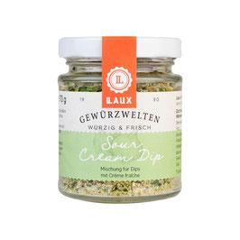 Sour Cream Dip - 70 g Glas