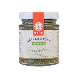 Kräuter Grillbutter - 50g Glas