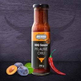 BBQ-Sauce Pflaume Chili 280ml Flasche