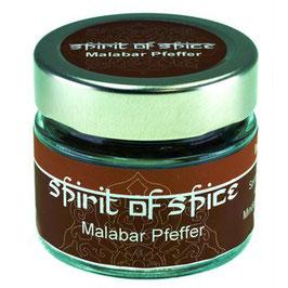 Malabar Pfeffer 40g Glas