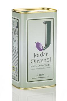Jordan Olivenöl nativ extra Dose