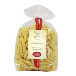 Casarecce - Italienische Nudelspezialität aus Hartweizengrieß 500 g Tüte