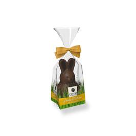 """Schokoladenhase """"Ein Has' im Gras"""" 25g"""