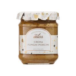 Crema Funghi Porcini 175ml Glas