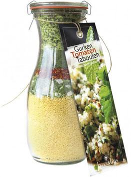 Gurken Tomaten Tabouleh  310g Glas