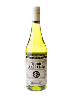 Third Generation Chardonnay 13,5 %vol 750ml Fl.