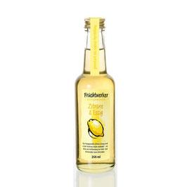 Zitrone und Essig 3% Säure 250 ml
