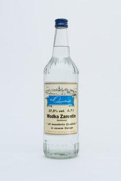 Wodka Zarentin 37,5% Vol. 700ml Flasche