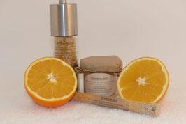 Orangen-Salz 100g Glas