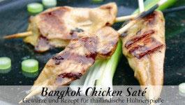 Bangkok Chicken Saté 1Stck.