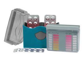 Bayrol Testgerät DPD1 / Phenol Red (freies Chlor & pH-Wert) für Dosieranlagen