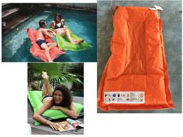 Schwimmender Bean Bag, Schwimmender Sack /Relaxkissen