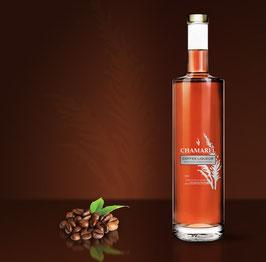 Chamarel Coffee Rum Liqueur, Mauritius 0,5 ltr. 35% Alk.