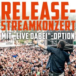 STOFF Releaseshow / Stream + Live dabei-Option