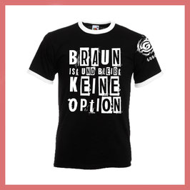 Ringer T-Shirt KEINE OPTION