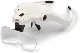 wimper/ wenkbrauw loepbril eplileerbril