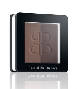 Beautiful Brows Refill Light Brown/Medium Brown