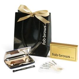 Fab Brows Duo Light/Medium Brown