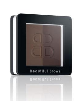 Beautiful Brows Refill Dark Brown/Chocolate