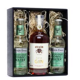 Geschenkset Quince GIN 0,35l  & 2x Elderflower Tonic 0,2l