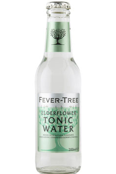 Fever Tree Elderflower Tonic 0,2l