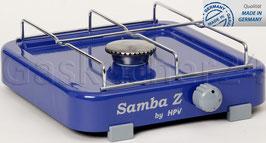 Campingkocher Samba 1000 / 50 mbar - Blau