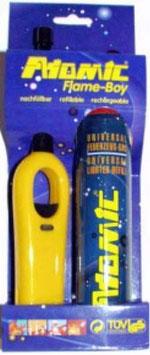 Stabfeuerzeug inkl. Feuerzeug-Gas