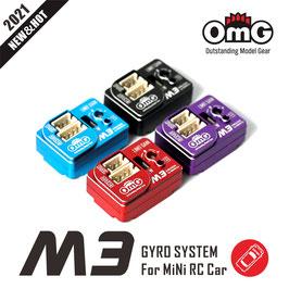 RC OMG Gyro M3 Micro