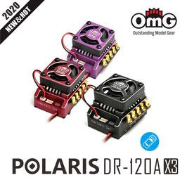 Polaris DR 120A X2.1 (X3 in Asien)