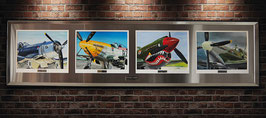 The spectacular Breitling Fighters