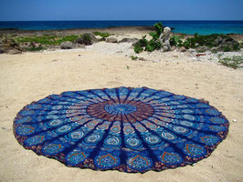 Roundie Blue Paradise