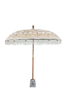 Luxe Boho Bali Parasol  ❤XAXA  geheel bewerkt