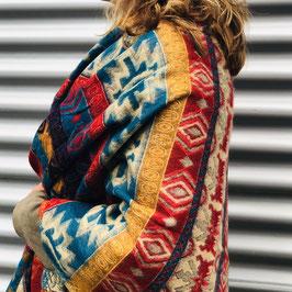 Kleurrijke Bohemian Sjaal #1