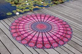 Roundie Purple Paradise