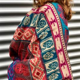 Kleurrijke Bohemian Sjaal #2