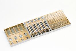"""Fotokunst Serie """"Tempelhof"""" 50 x 50 cm"""
