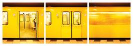 """Magnet Schlüsselbrett """"Berliner U-Bahn"""""""
