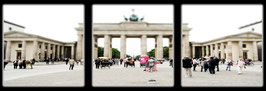 "Fotokunst Serie ""Berlin Brandenburger Tor"""