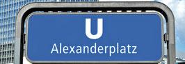 """Magnet Schlüsselbrett """"Berlin Alexanderplatz"""""""