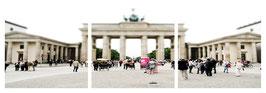 "Magnet Schlüsselbrett ""Berlin Brandenburger Tor"""