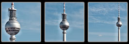 """Fotokunst Serie """"Berliner Fernsehturm"""""""