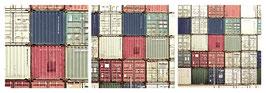 "Magnet Schlüsselbrett ""Barcelona Container"""
