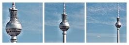 "Magnet Schlüsselbrett ""Berliner Fernsehturm"""