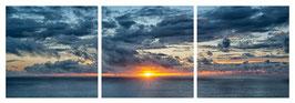 """Magnet Schlüsselbrett """"Gran Canaria Sonnenuntergang"""""""