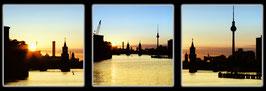 "Fotokunst Serie ""Berlin Skyline"""
