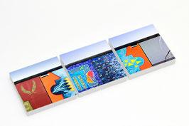 """Fotokunst Serie """"Berlin Eastside Gallery II"""""""