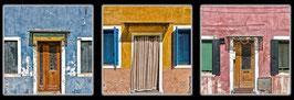 """Fotokunst Serie """"Venedig Türen"""""""