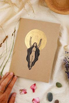 The Shining Goddess - Journal NEW