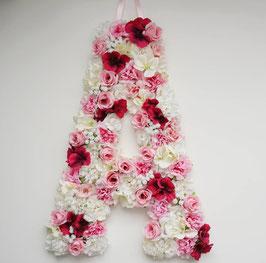 """Blumen Buchstabe """"Dreamland"""""""