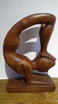 Figur 20 / Abstract Fuss auf Kopf